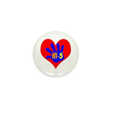 HI-5 Mini Button (100 pack)