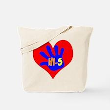 HI-5 Tote Bag