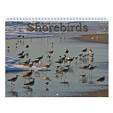 Shorebirds Wall Calendar