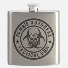 zombie outbreak tactical unit Flask