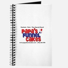 Papa's Funnel Cakes Journal