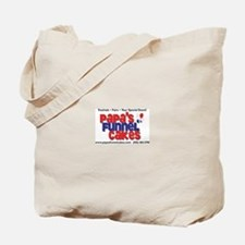 Papa's Funnel Cakes Tote Bag