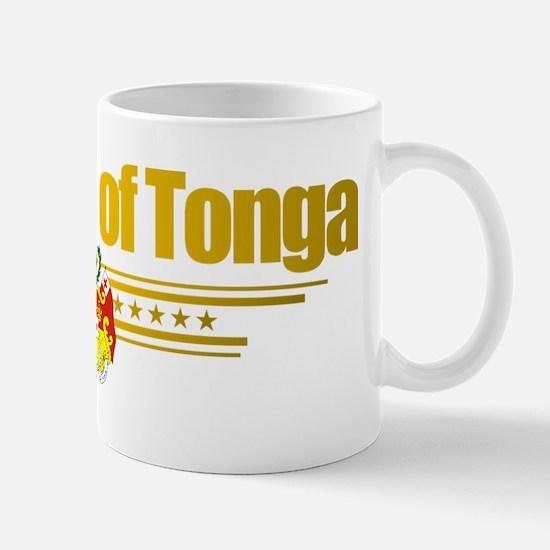 Tonga COA (pocket) Mug