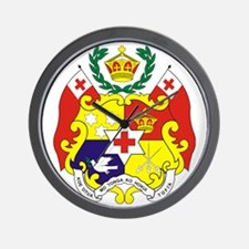 Tonga COA Wall Clock