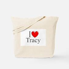 """I Love Tracy"" Tote Bag"