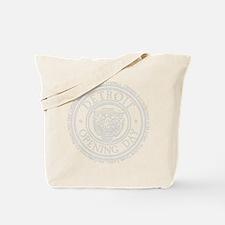detop_gray Tote Bag
