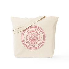 detop_pink Tote Bag