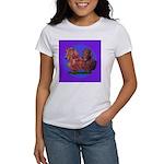 Long Haired Dachshunds Women's T-Shirt