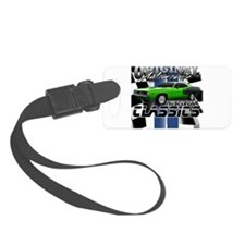 Classic Musclecar Luggage Tag