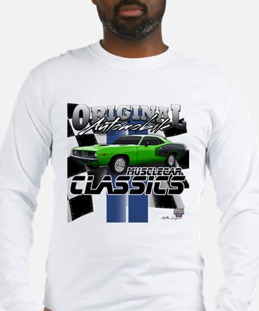Classic Musclecar Long Sleeve T-Shirt