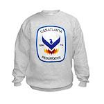 USS ATLANTA Kids Sweatshirt