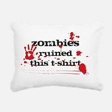 zombies Rectangular Canvas Pillow