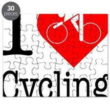 I-Heart-Cycling Puzzle