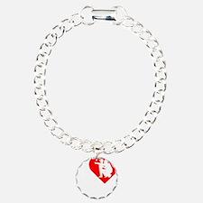 I-Heart-Coaching-darks Bracelet
