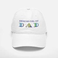 American Curl Baseball Baseball Cap