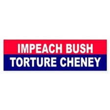 impeach... Bumper Bumper Sticker