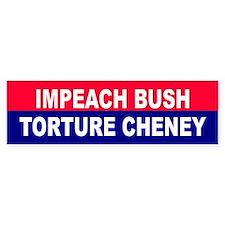 impeach... Bumper Bumper Sticker