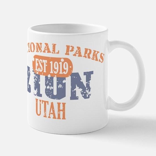 Zion 3 Mug