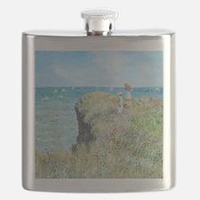 MonetCliffWalk7100 Flask