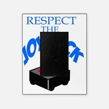 RESPECT THE JOYSTICK BLUE Picture Frame