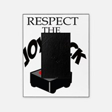 RESPECT THE JOYSTICK BLACK Picture Frame