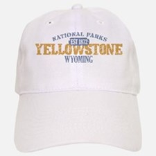 Yellowstone 3 Baseball Baseball Cap
