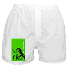 grrr-GREEN+TXT Boxer Shorts