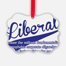 liberal Ornament