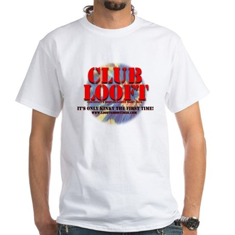 Official Club Looft White T-Shirt