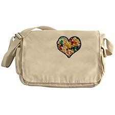I Love Jelly Beans Messenger Bag