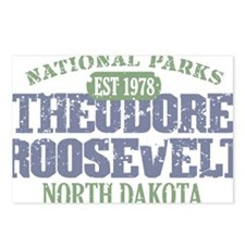Theodore Roosevelt 2 Postcards (Package of 8)