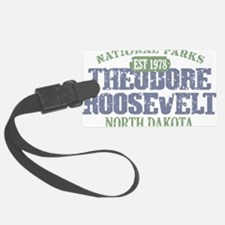Theodore Roosevelt 2 Luggage Tag