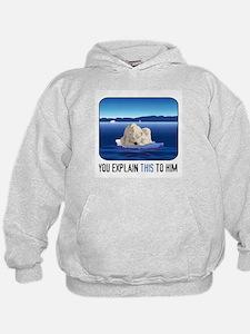 Arctic Polar Bear Hoodie