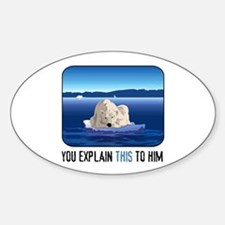 Arctic Polar Bear Decal