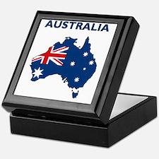 australia26 Keepsake Box