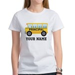 Personalized School Principal T-Shirt