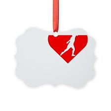 I-Heart-Shotput-darks Ornament