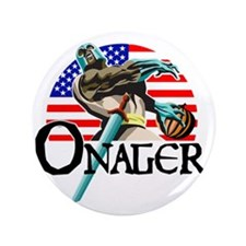 "Onager Team USA trans-1 3.5"" Button"