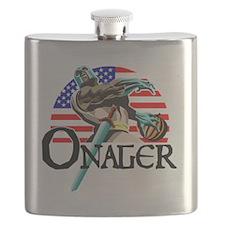 Onager Team USA trans-1 Flask