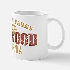 Redwood 2 Mug