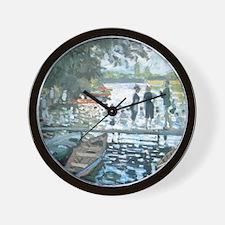 MonetBathing7100 Wall Clock