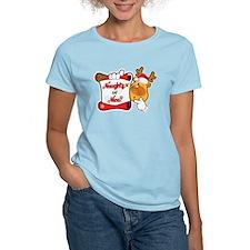 Naughtly or Nice Reindeer T-Shirt