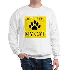 PropCat-BoYel-11x11 Sweatshirt