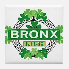 Bronx Irish Tile Coaster