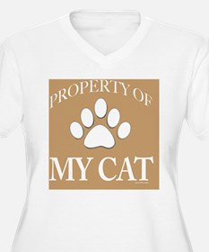 PropCat-WoLtBrown T-Shirt