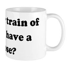 Does your train of thought ha Mug