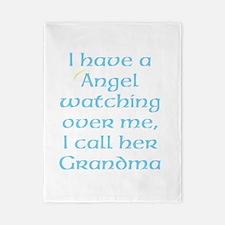 Angel Watching Over Me Twin Duvet