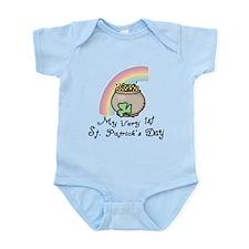 My 1st St Patrick's Day Infant Bodysuit