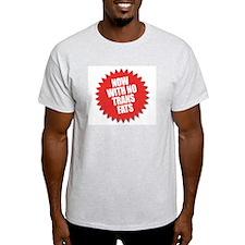 Unique Saturated fat T-Shirt
