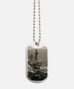 rogers dd rectangle magnet Dog Tags